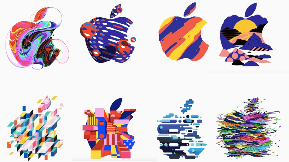 Is Apple dropping a major hint with all its iPad event invite designs?