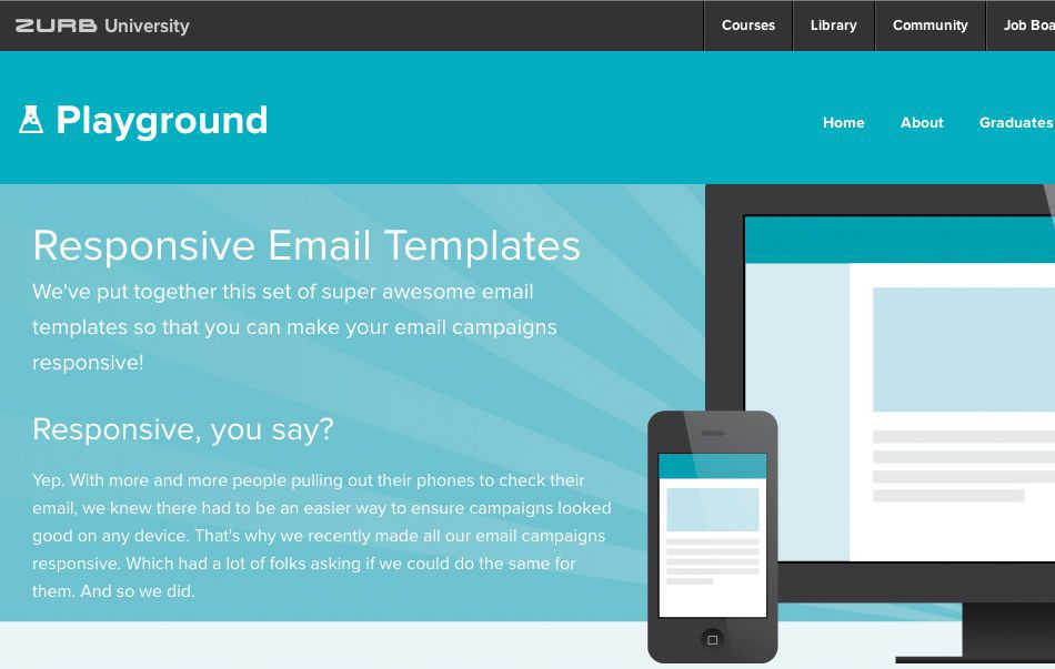 32 Responsive Email Templates for Your Small Business
