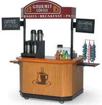 kiosk business