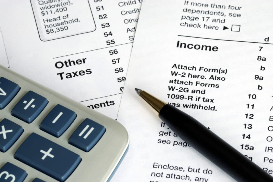 How to Calculate Federal Income Tax - Rates Table  Tax Brackets