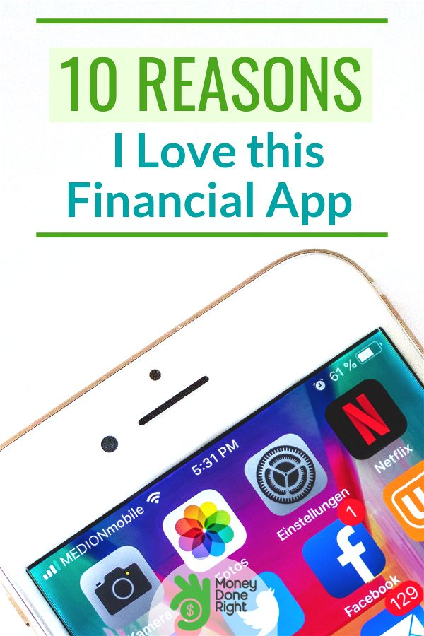 10 Reasons I Love This Free Personal Finance App