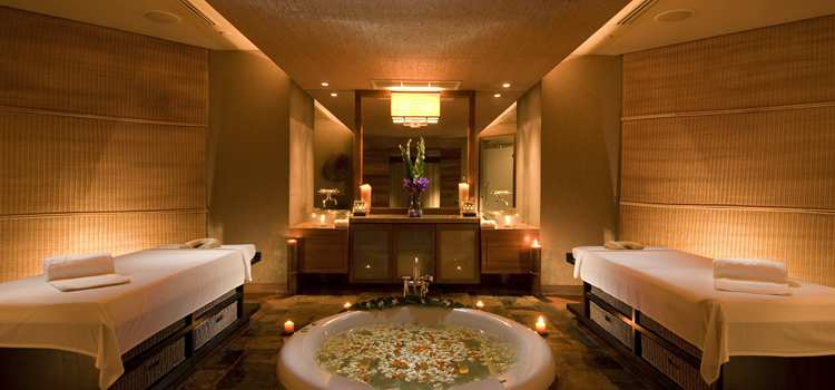 Hotel Rooms With Spa Five Of The Best Luxury Spa Experiences In The U.s.