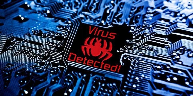 Five Computer Viruses That Have Ruled 2017 - computer virus
