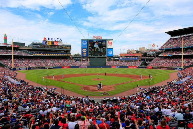 The Average Cost to Attend an Atlanta Braves Game