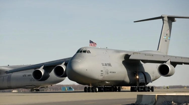 The Five Most Popular Military Cargo Planes Today