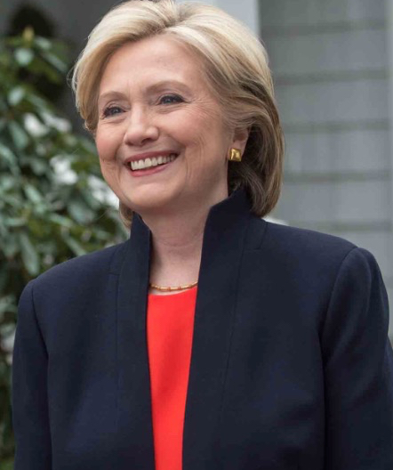 Mariana Flores: Hillary Clinton Defending Women's Rights