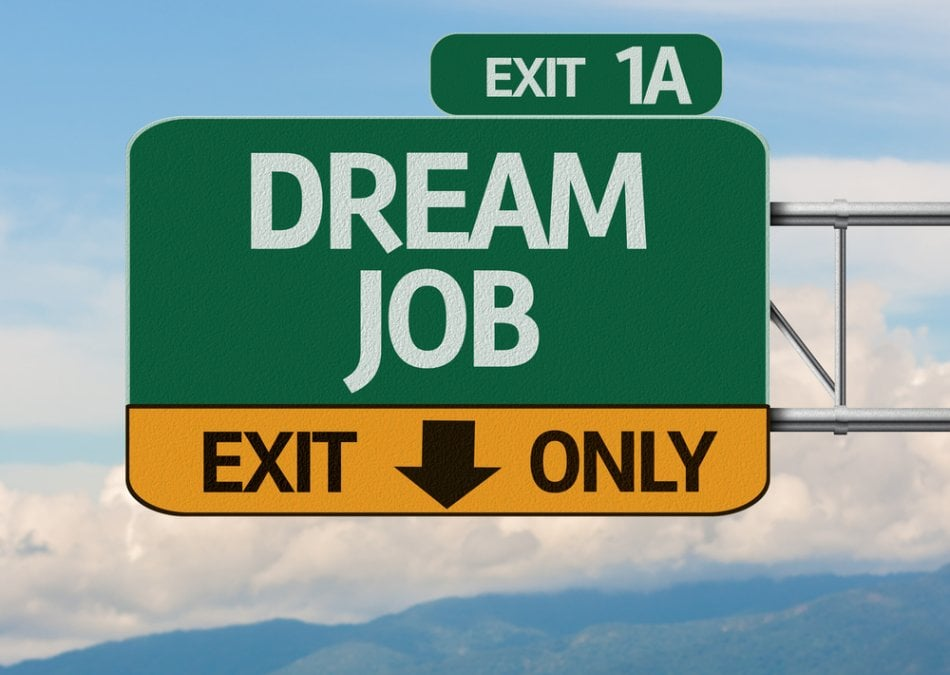 What type of college courses or degree do I need for dream job.?