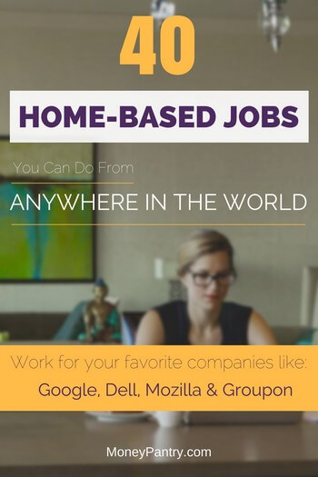 40 Best International Work from Home Jobs (Work from Anywhere in the
