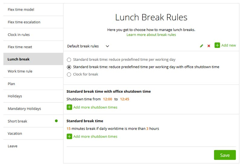 Employee Time Clock Software \u2014 Manage Employess Work Time with 1 App