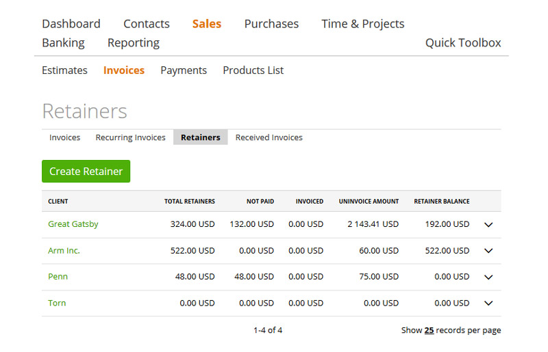 From Retainer Agreements to Retainer Invoices \u2014 All in 1 Place - custom made invoices