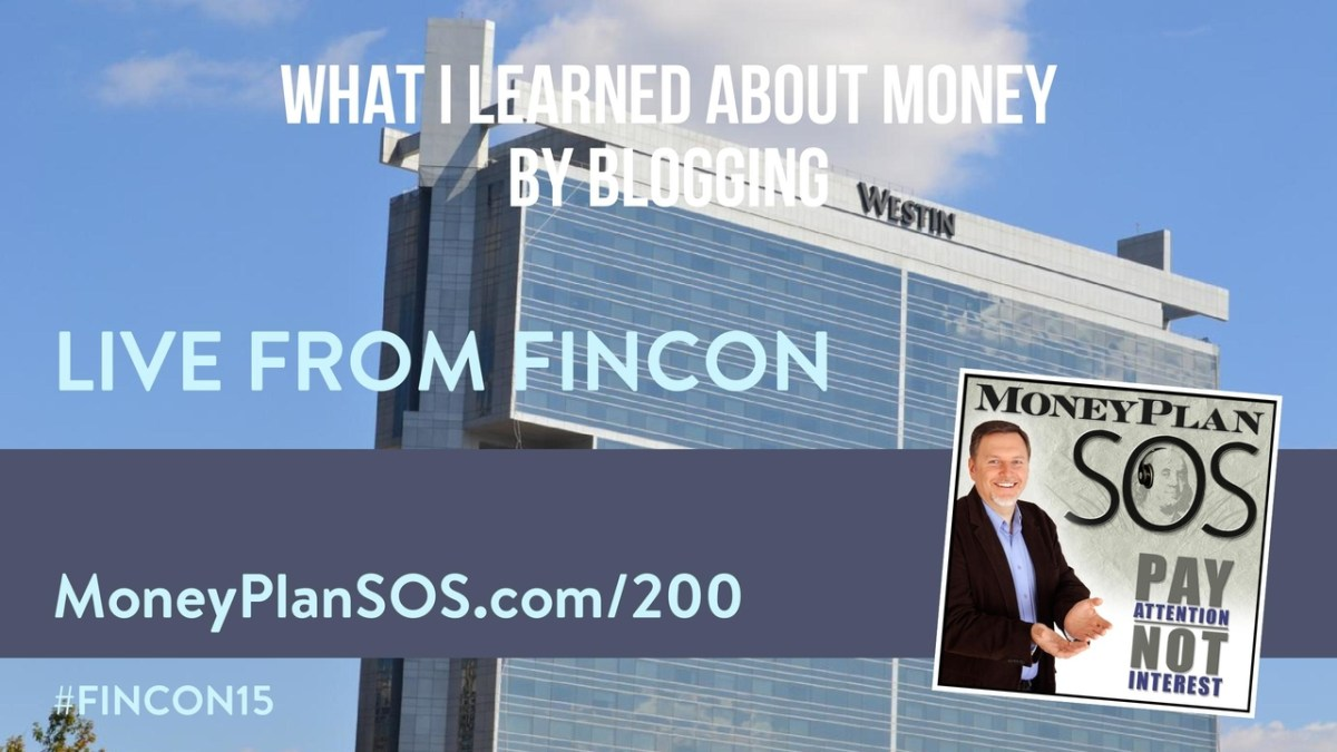 What People Learned About Money By Blogging About Money - MPSOS200