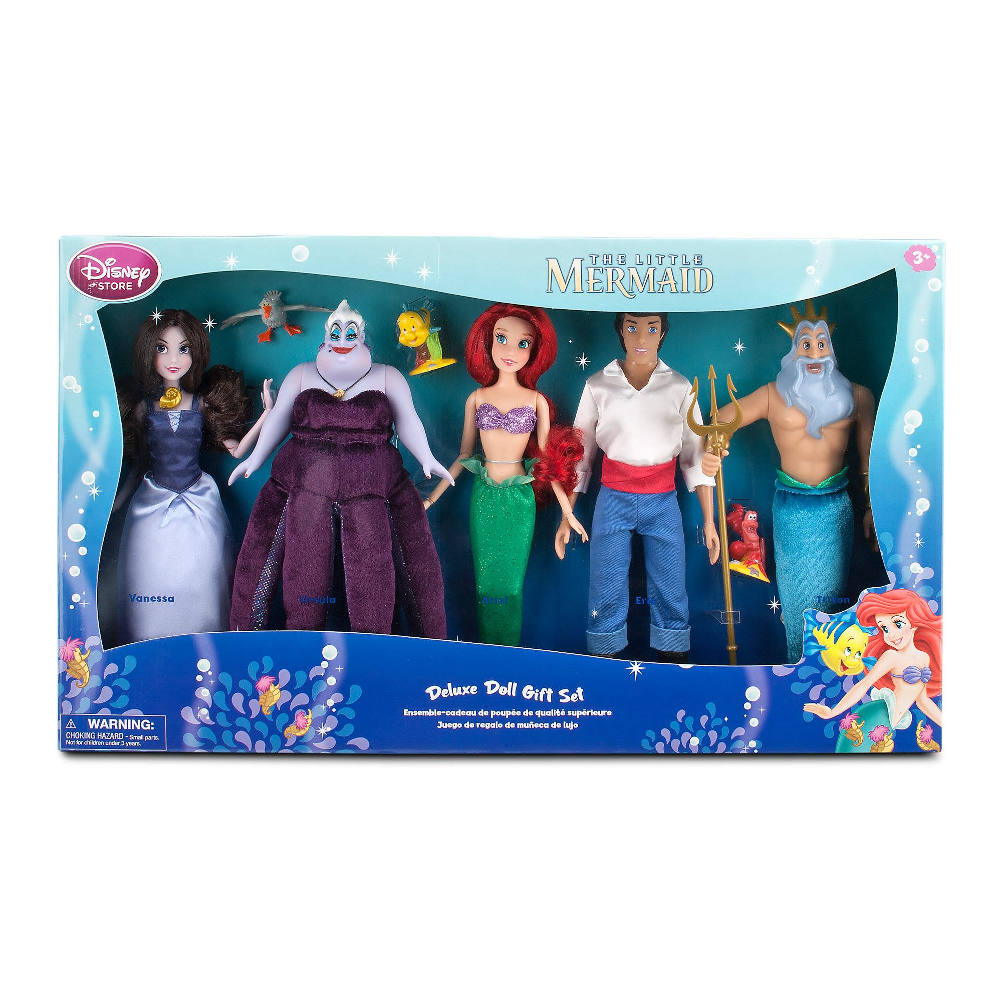 Mermaid Gift Ideas The Newest Little Mermaid Toys And Products Make Great