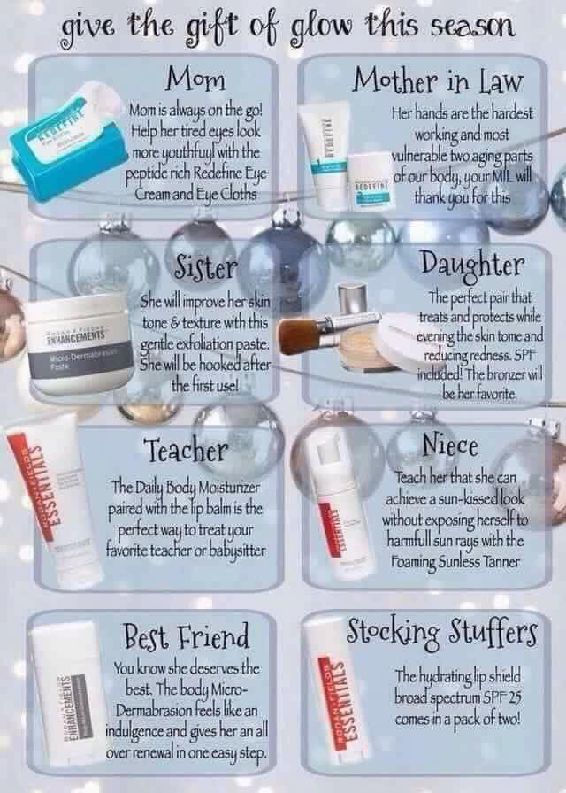 2015 Holiday Gift Guide | Rodan + Fields | Money Savvy Living