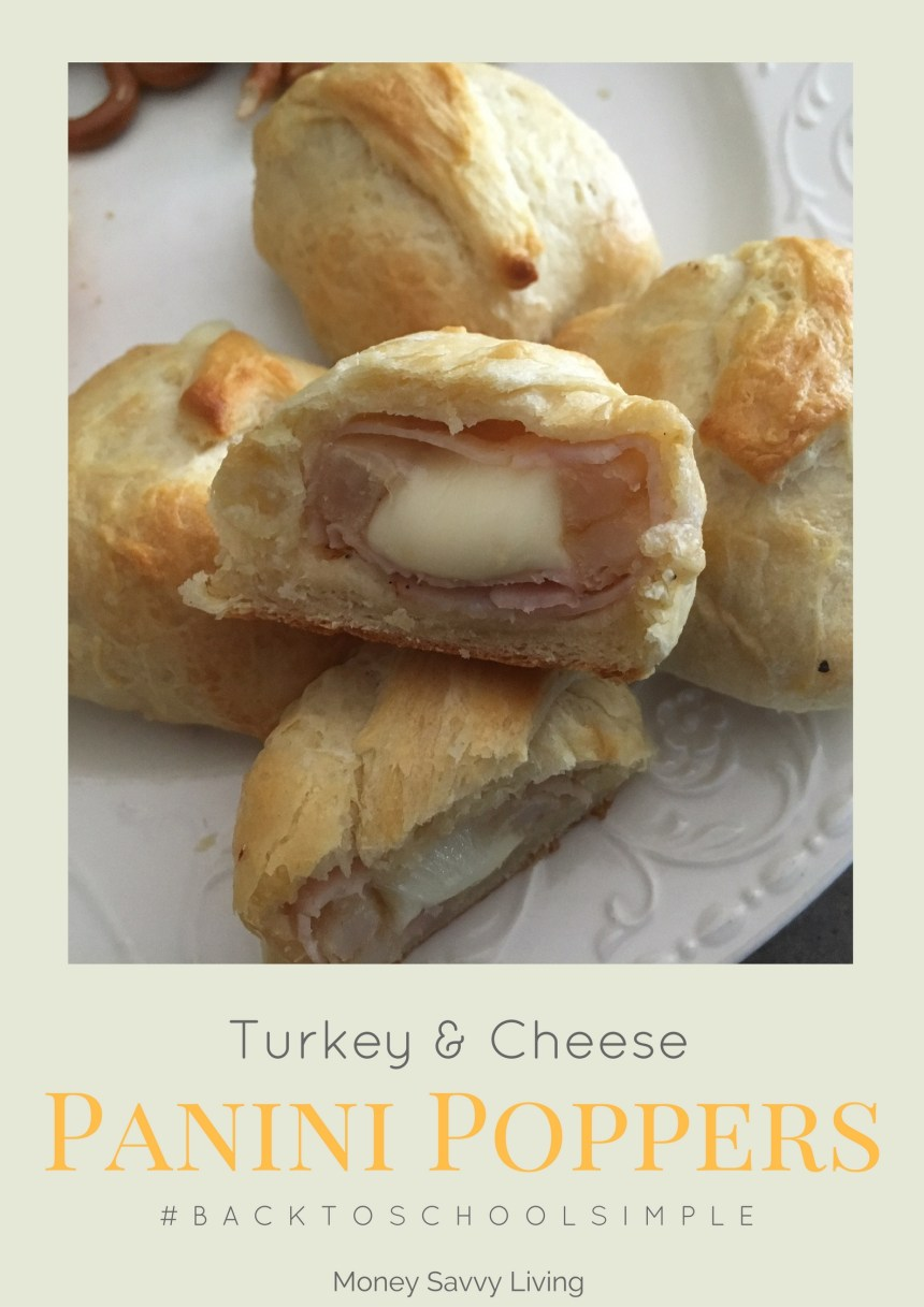 Country Mouse City Spouse Monday Mish Mash Link Party #32 Feature- Turkey & Cheese Panini Poppers @ Money Savvy Living
