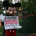 Disney drops paper suppliers linked to deforestation