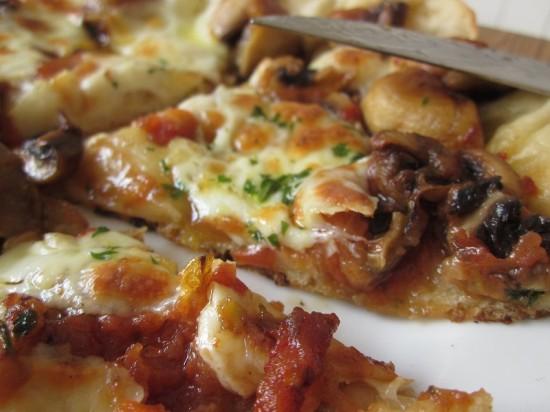 pizza corte