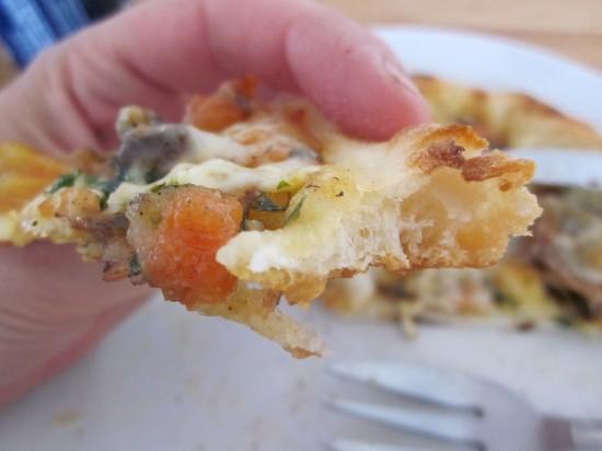 porción pizza