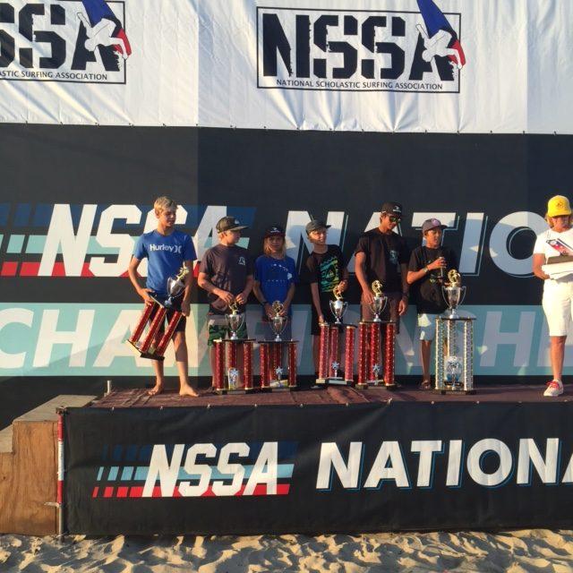 NSSA Explorer Menehune lineup finals