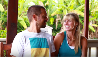 Finding purpose in painful seasons  (& a new {Dave and Monica} YouTube Video)