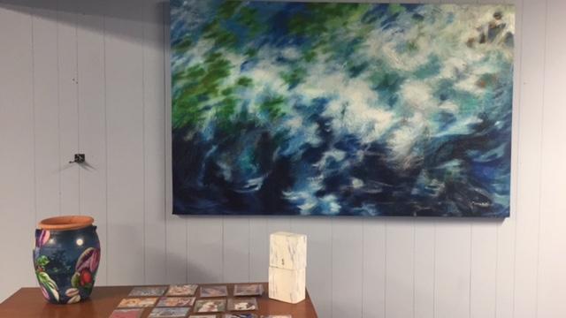 Monika Ruiz Solo Exhibition