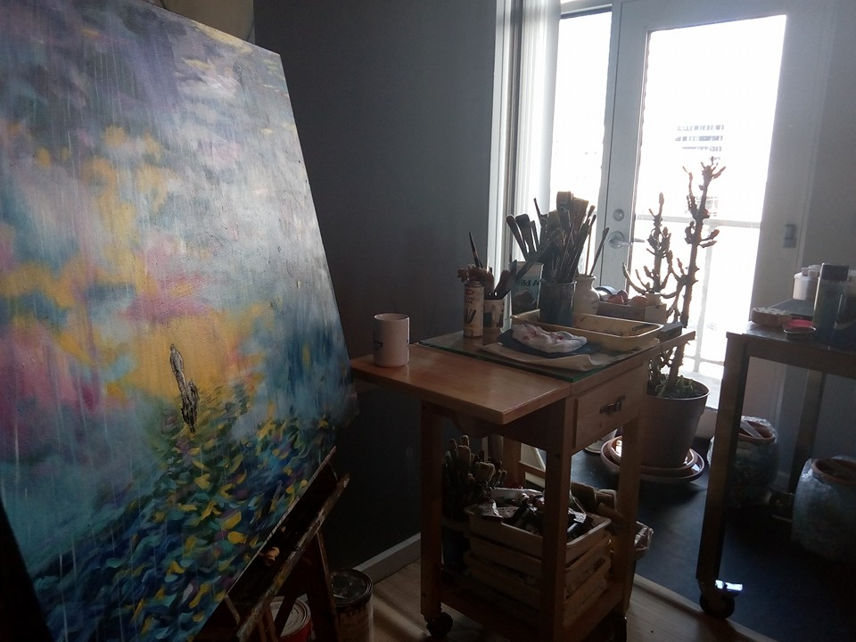 Monika Ruiz Art Studio
