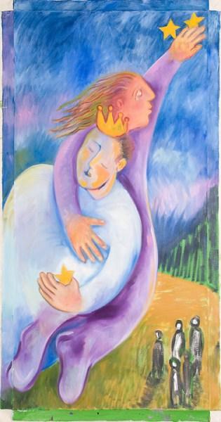 Monika Ruiz Art – Healing The King
