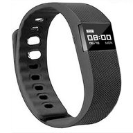 NAKOSITE FT2433 Best Fitness Activity Tracker Watch, Pedometer, Step Counter, Calorie Counter, Distance, Sleep Monitor, Bluetooth 4.0 for Android 4.4 or IOS 7.1 and above ONLY.
