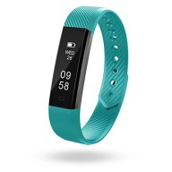 Semaco Fitness Tracker, Smart Activity Wristband with Pedometer Calorie Tracking Sleep Monitoring Sports Bracelet for Kids Women Men (Teal)