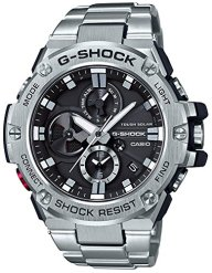 CASIO watch G-SHOCK G Shock G-STEEL smartphone link model GST-B100D-1AJF Men's
