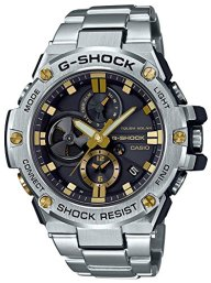 CASIO watch G-SHOCK G Shock G-STEEL smartphone link model GST-B100D-1A9JF Men's