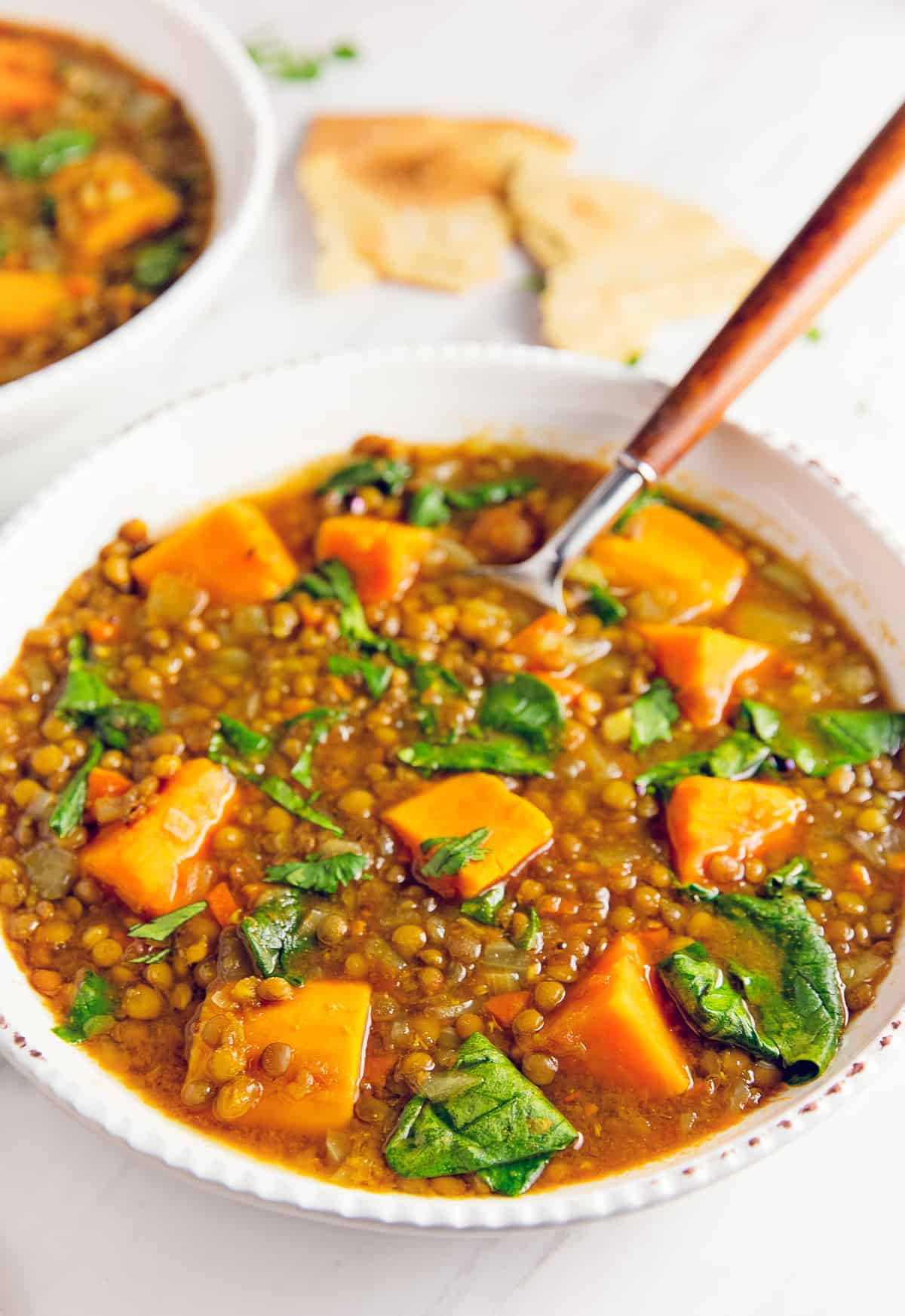 Cuisine Yam Moroccan Sweet Potato Lentil Stew Monkey And Me Kitchen Adventures