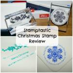 Christmas Stamp Review – Stamptastic