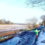Winter Ice Walk