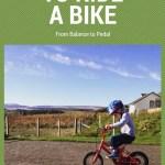 Bike Riding Progress