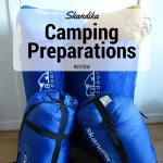Our Camping Preparations With Skandika