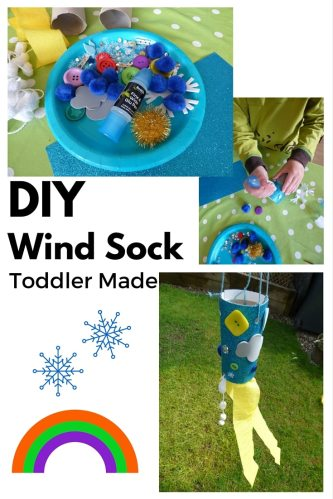 DIY wind sock