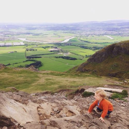 dumyat hill walk