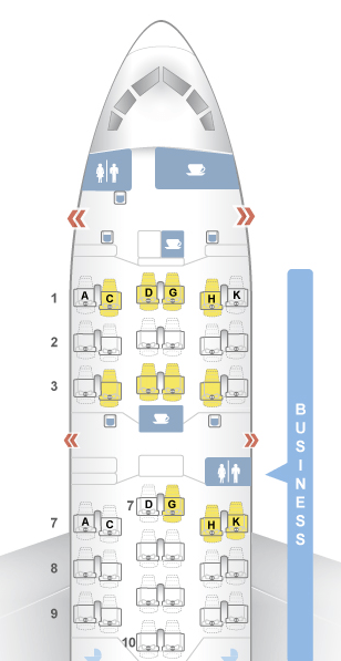 How Can You Tell The Difference Between Jal Suite And S On A 787 8 Seat Map