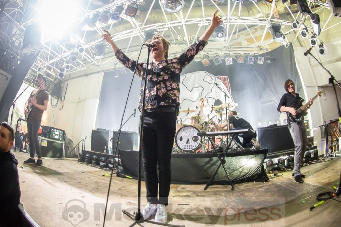 Enter Shikari, © Michael Gamon