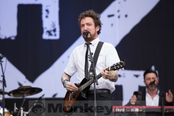 Frank Turner & The Sleeping Souls, © Tabea Debora Pringal