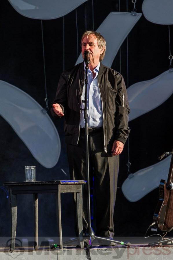Chris de Burgh, © Markus Hillgärtner