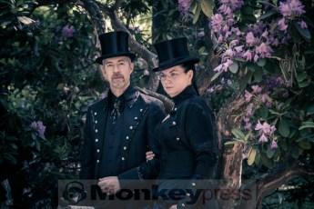 Viktorianisches Picknick WGT 2017, © Claudia Marquardt