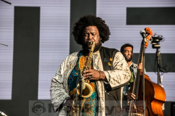 Kamasi Washington, © André Techert