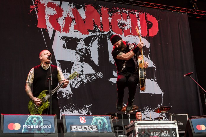 Rancid, © Michael Gamon