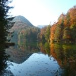 Hechtsee in Fall