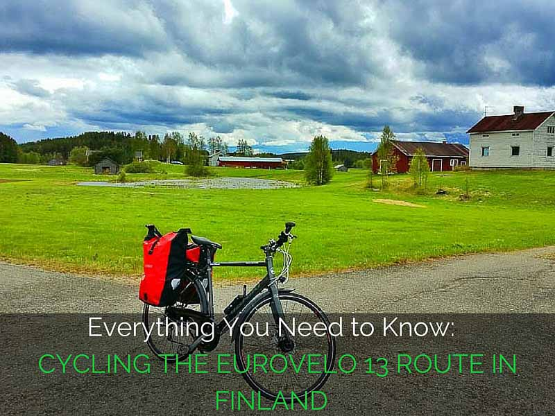 Cycling EuroVelo 13 in Finland: Everything You Need to Know