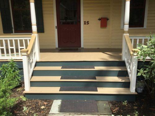 Medium Of Front Porch Steps
