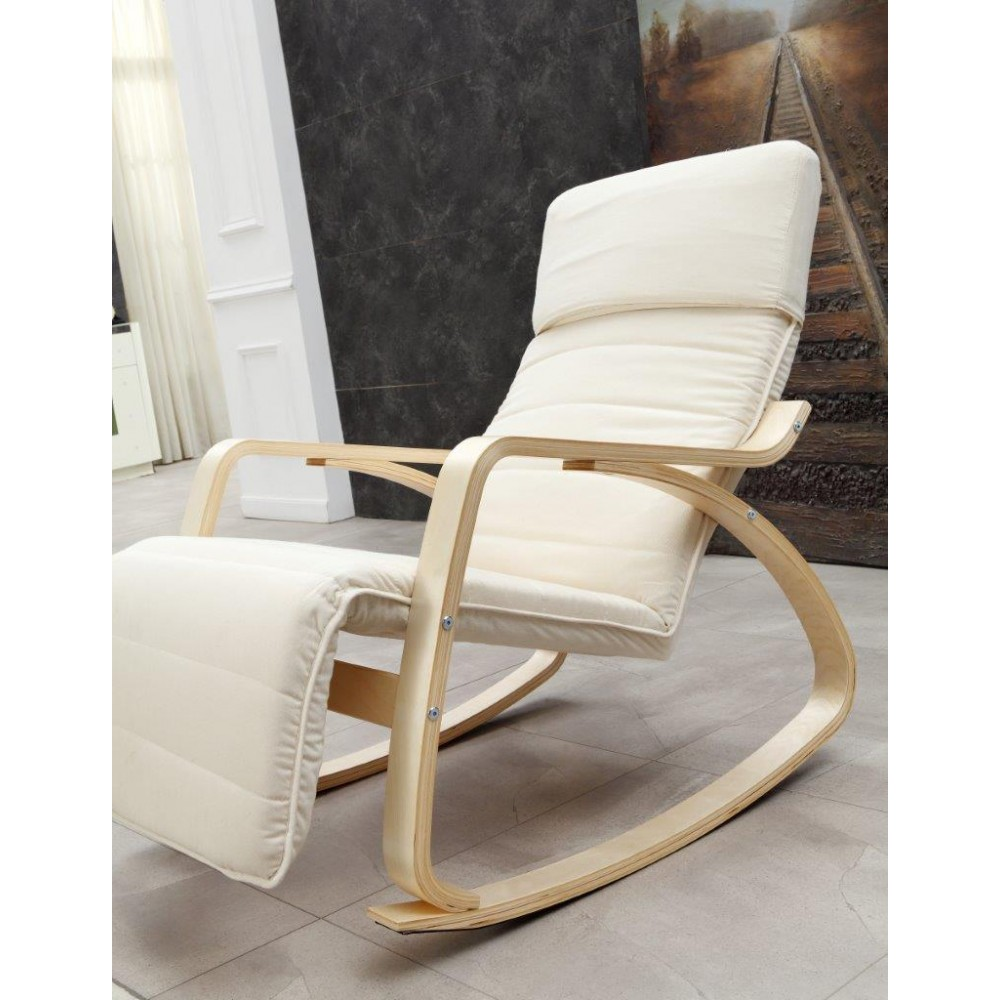 Le Rocking Chair Fauteuil De Relaxation Rocking-chair-chair Basculant