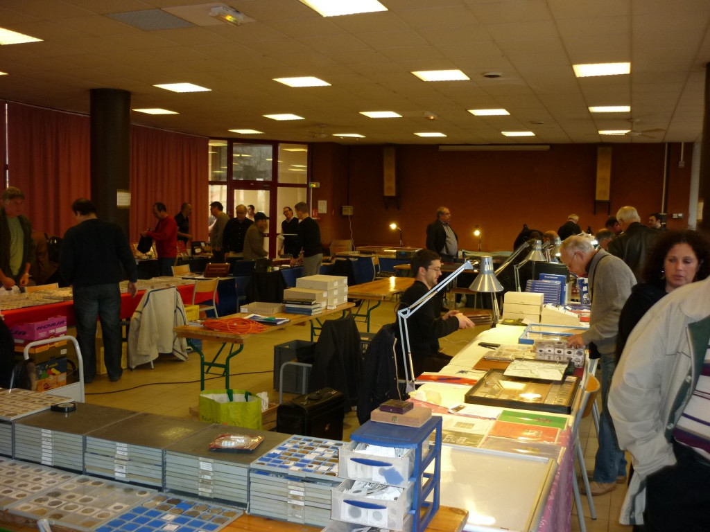 Salon Numismatique Bourse Numismatique 12 Mars 2017 Saint Priest