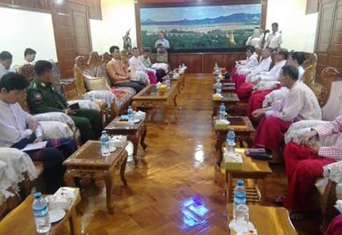 NMSP meets with newly elected state gov't